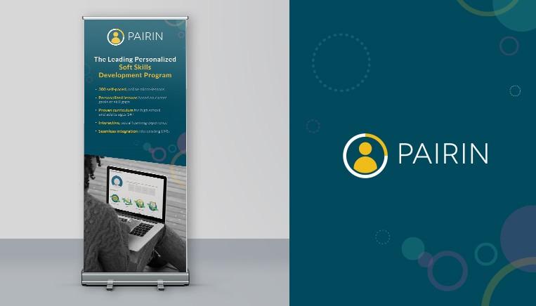Pairin popup banner work example
